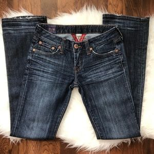 Lucky Brand Lola Bootcut Jeans Size 0 / 25